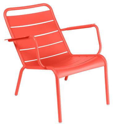 Luxembourg Lounge Sessel - Fermob - Orangerot
