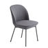 Oslo Padded chair - / Fabric by Muuto