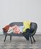 Plaid Crinkle / Coton plissé - 210 x 150 cm - Hay