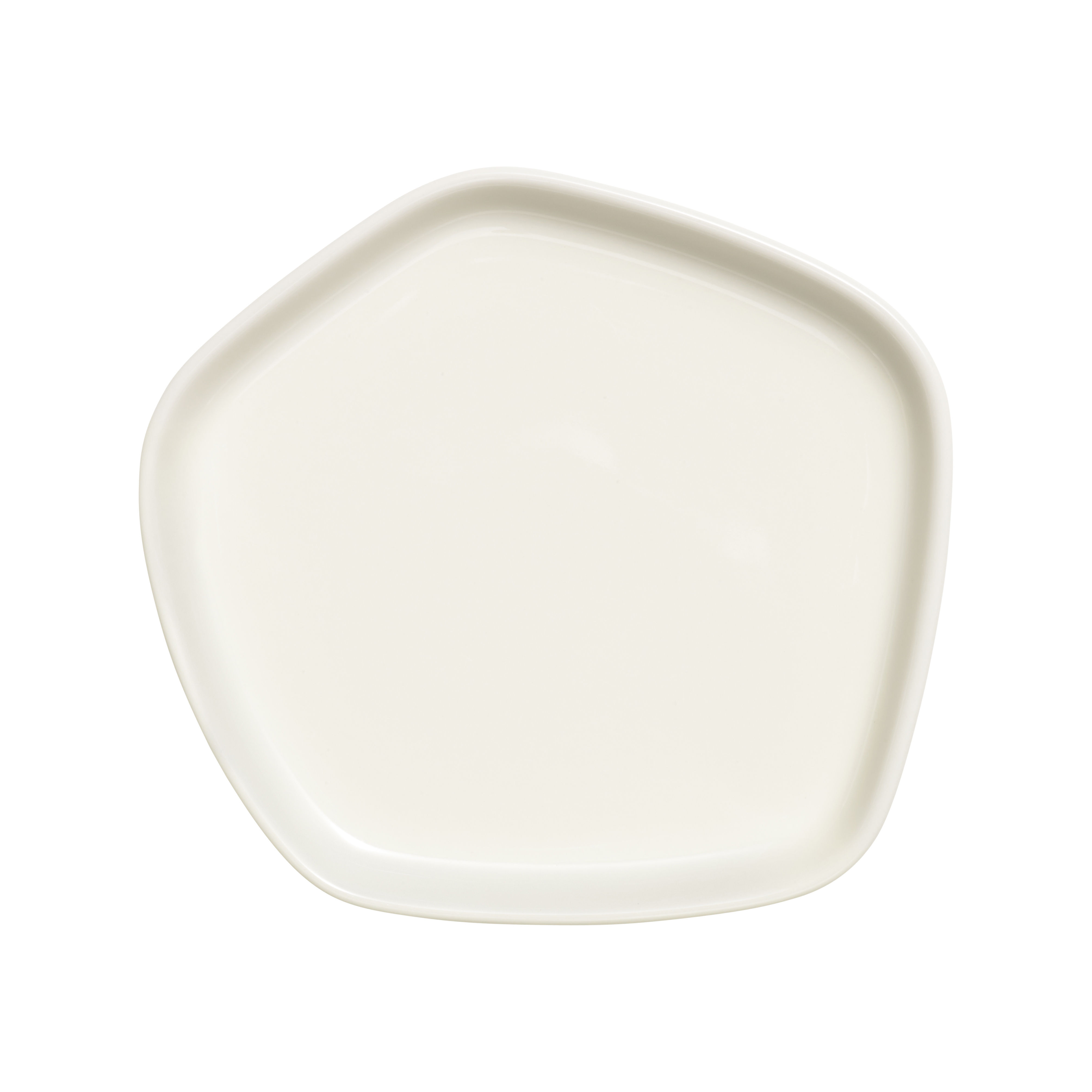 Tischkultur - Salatschüsseln und Schalen - Iittala X Issey Miyake Schale / Ø 11 cm - Iittala - Weiß - Porzellan