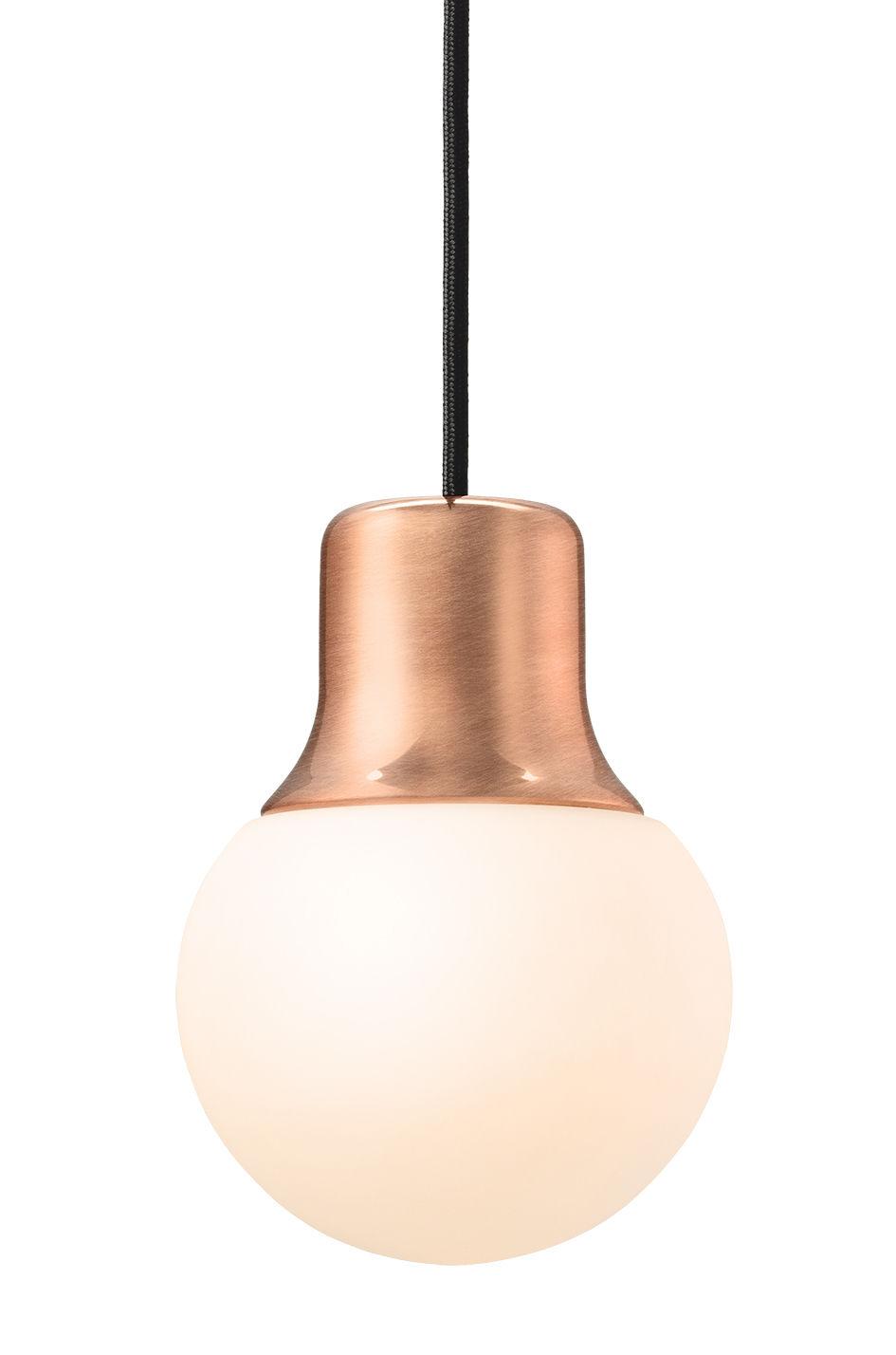 Luminaire - Suspensions - Suspension Mass Light - &tradition - Cuivre - Cuivre laqué