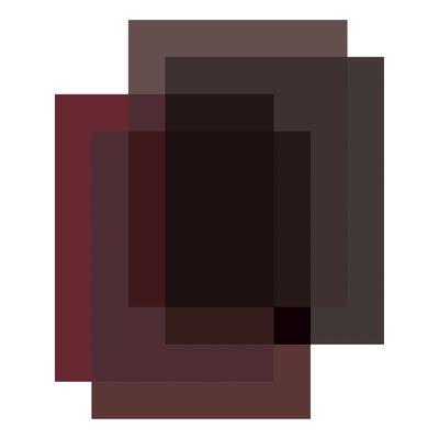 Tapis Blended / 4 couleurs - 330 x 400 cm - Moooi Carpets rouge marble en tissu