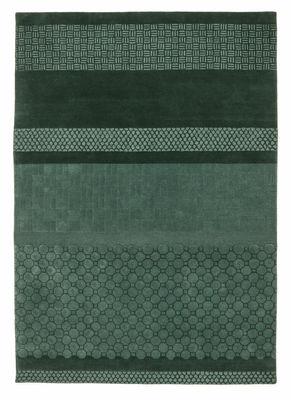 Interni - Tappeti - Tappeto Jie / 200 x 300 cm - Nanimarquina - Verde celadon - Lana vergine