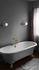 Cime Small OUTDOOR Bathroom wall light - / Ø 12 cm by ENOstudio