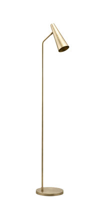 Luminaire - Lampadaires - Lampadaire Precise / H 124 cm - House Doctor - Laiton - Laiton
