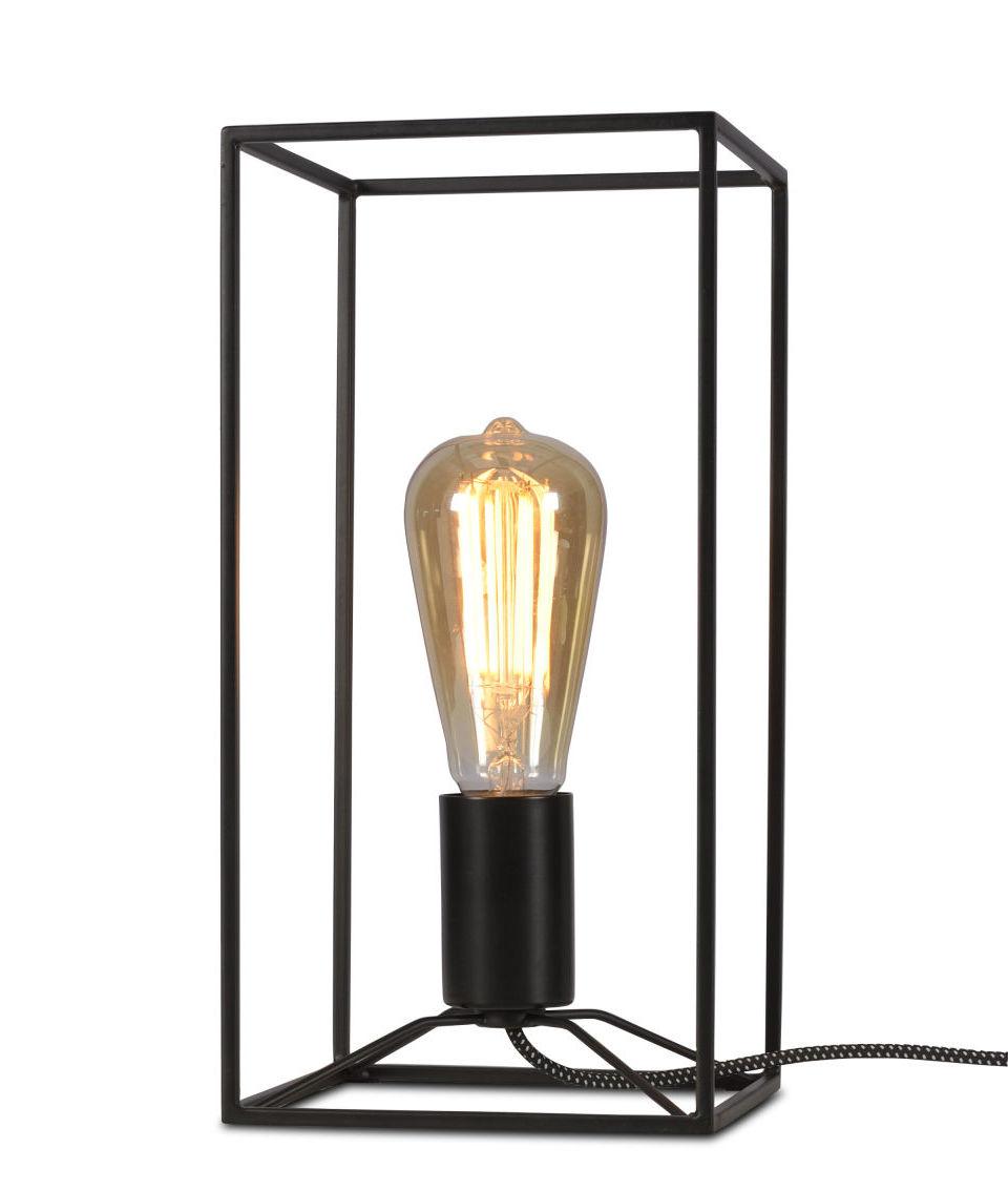 Luminaire - Lampes de table - Lampe de table Antwerp - It's about Romi - Noir - Fer peint