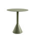 Palissade Cone Round table - / Ø 70 - R. & E. Bouroullec by Hay
