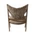 Poltrona Knitting - / Pelle di pecora di Menu