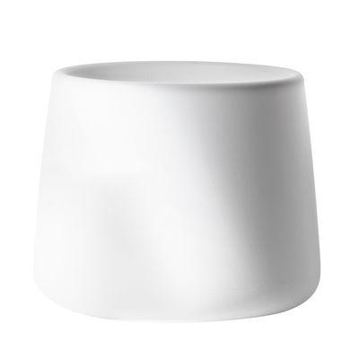 Pot de fleurs Tubby 1 Ø 80 cm - Magis blanc en matière plastique