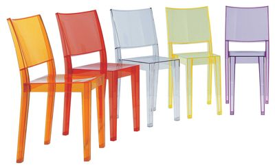 Sedie Di Plastica Trasparenti : Scopri sedia la marie trasparente di kartell made in design italia