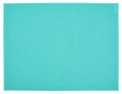 Image of Set da tavola - / 35 x 45 cm di Fermob - Blu - Tessuto