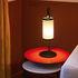 Tokyo Table lamp - / Cotton - H 43 cm by Maison Sarah Lavoine