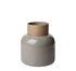 Earthenware Jar Vase - H 21 cm - High burned Japanese earthenware by Fritz Hansen