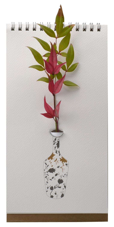 Interni - Vasi - Vaso Flip / Carta - Pa Design - Motivi vasi - Carta, Cartone, PVC