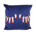 Toiletpaper Cushion - / Cut fingers - 50 x 50 cm by Seletti