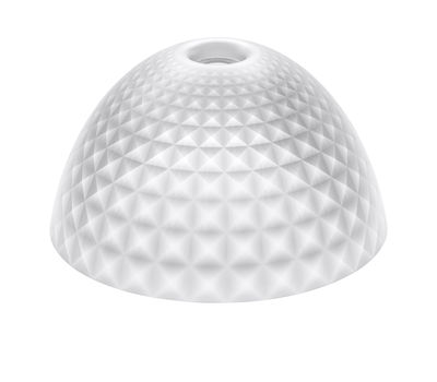 Lighting - Pendant Lighting - Stella  Medium Lampshade - / Ø 43.5 cm by Koziol - Transparent - Polythene