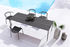 Novo Rectangular table - / 240 x 90 cm - Metal by AYTM