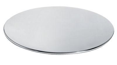 Tischkultur - Tabletts - Fruit basket Tablett Ø 42 cm - Alessi - Stahl - rostfreier Stahl