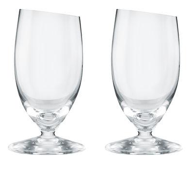 Arts de la table - Verres  - Verre à liqueur / Lot de 2 - 4 cl - Eva Solo - Transparent - Verre soufflé bouche