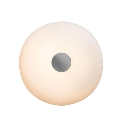 Applique Tropico Grande LED / Plafonnier - Ø 48 cm / Verre soufflé - Fontana Arte blanc en verre