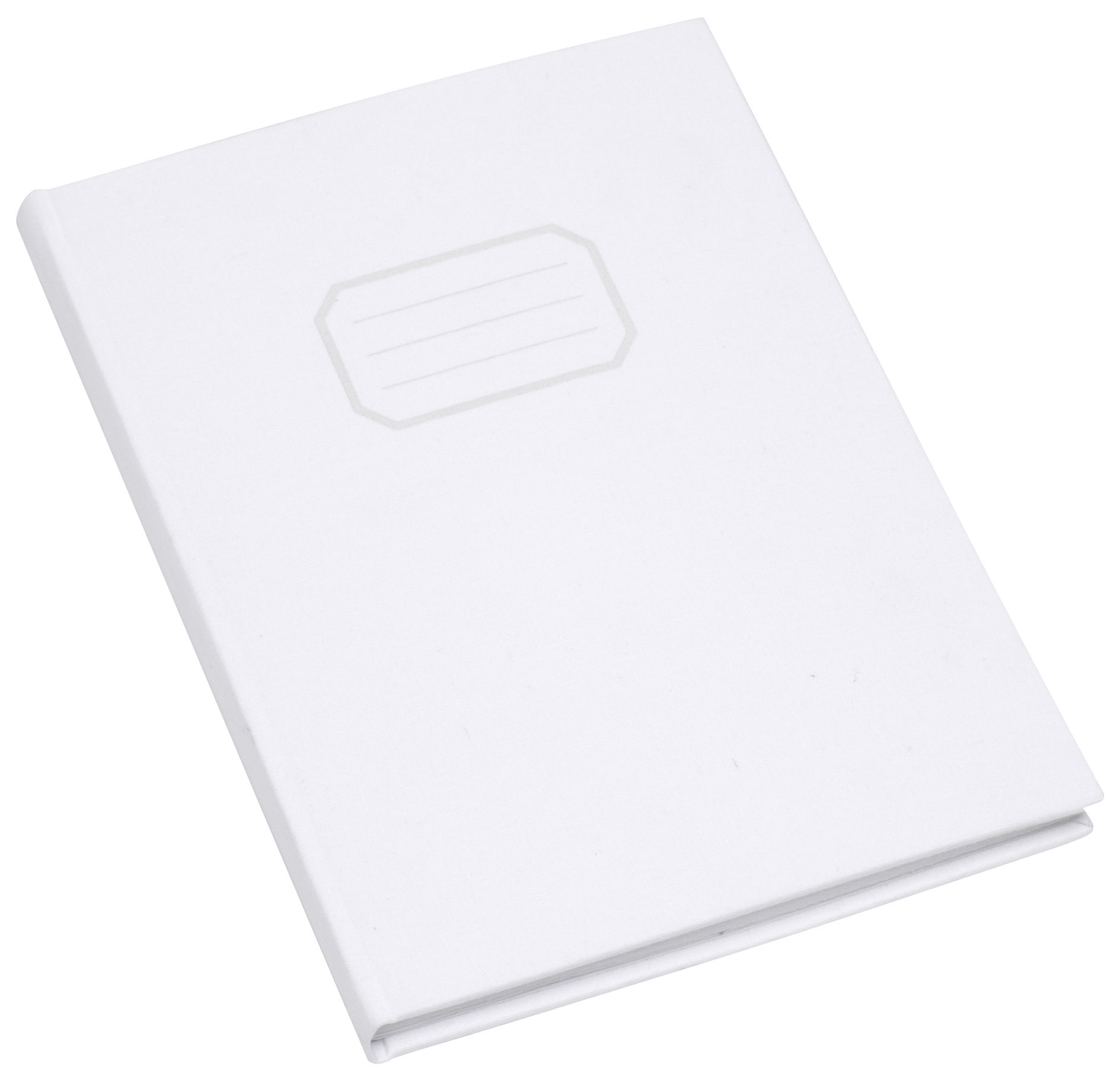 Accessories - Pens & Notebooks - Exercise book by L'atelier d'exercices - White - Cotton