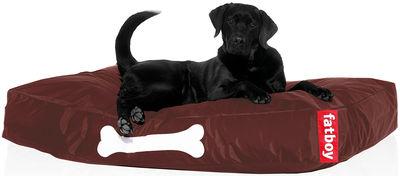 Pouf Doggielounge Large pour chien - Fatboy Larg 80 x L 120 x H 15 cm marron en tissu