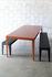 Table rectangulaire Zef OUTDOOR / 180 x 90 cm - Aluminium - Matière Grise