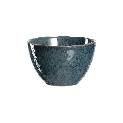 Arts de la table - Saladiers, coupes et bols - Bol Matera / Grès - Ø 15 cm - Leonardo - Bleu - Grès émaillé
