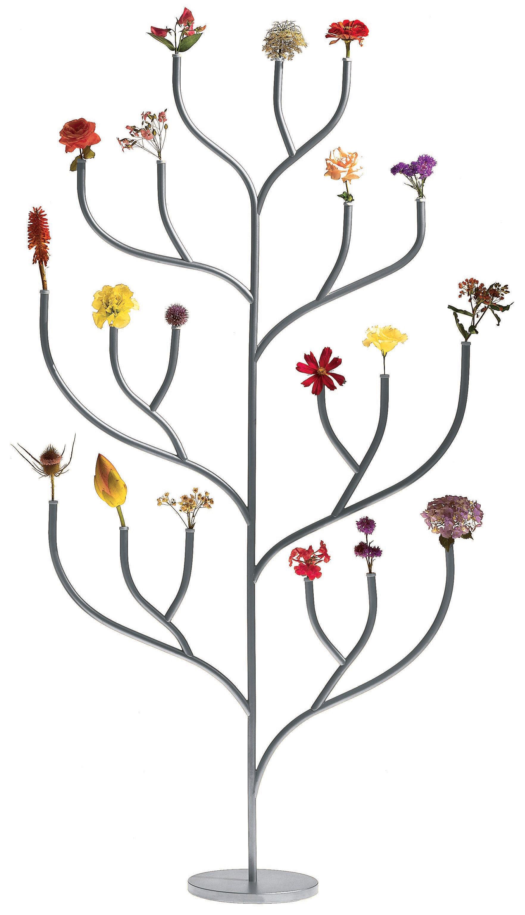 Outdoor - Vasi e Piante - Fioriera Hanahana di Driade - Acciaio inox - Acciaio lucidato