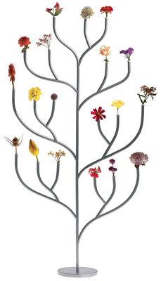 Outdoor - Pots & Plants - Hanahana Flowerpot by Driade - Inox steel - Polished steel