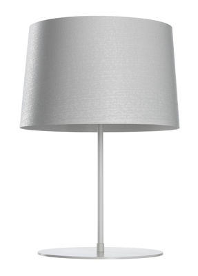 Lampe de table Twiggy XL - Foscarini blanc en matière plastique