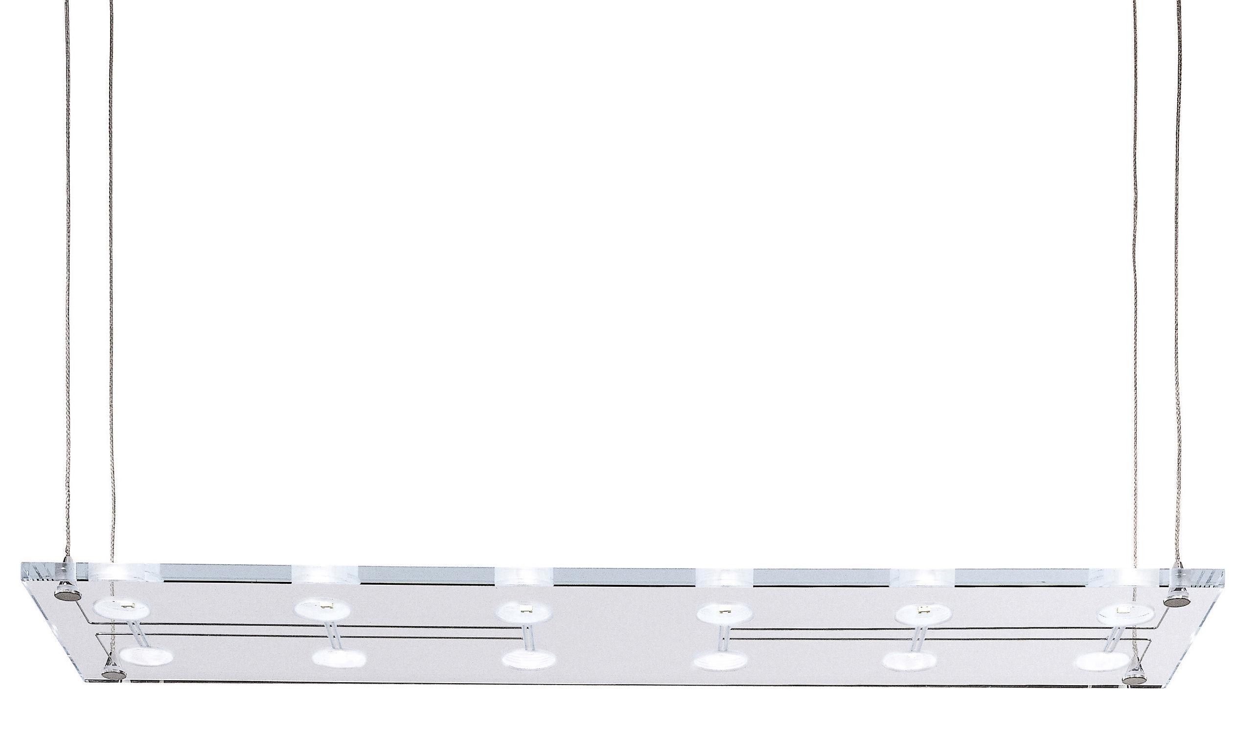 Lighting - Pendant Lighting - Sospesa Pendant by Fabbian - Clear glass - Glass