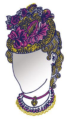 Arredamento - Specchi - Specchio autocollante Dame - adesivo di Domestic - Specchio - Signora - Plexiglas