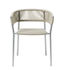 Kilt Stackable armchair by Ethimo