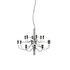 Suspension 2097 / 18 ampoules dépolies INCLUSES - Ø 69 cm - Flos