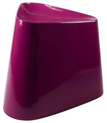 Mobilier - Mobilier Ados - Tabouret Tribe chair / Plastique - XL Boom - Fuchsia - ABS laqué
