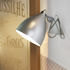 Cornette Wall light - In aluminium by Tsé-Tsé