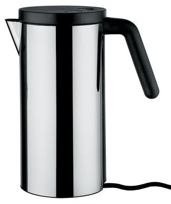 Küche - Elektrogeräte - Hot.it Wasserkocher - Alessi - Stahl poliert - rostfreier Stahl, thermoplastisches Harz