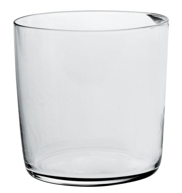Tavola - Bicchieri  - Bicchiere da whisky Glass family di A di Alessi - Acqua: 32 cl - Vetro