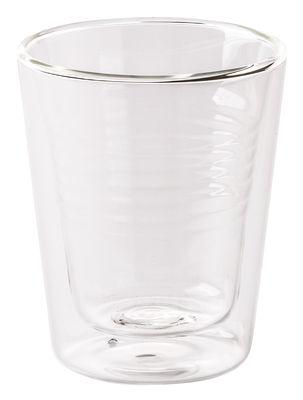 Mug isotherme Estetico Quotidiano / Verre - Seletti transparent en verre