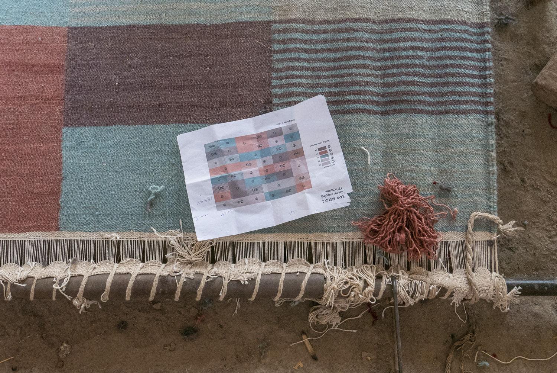 Tapis blend 1 170 x 240 cm rose nanimarquina made in - Made in design tapis ...
