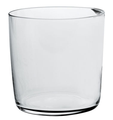 Tableware - Wine Glasses & Glassware - Glass family Whisky glass by A di Alessi - Water : 32 cl - Glass