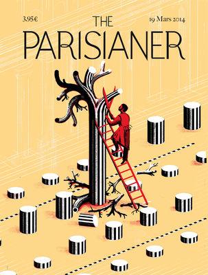 Déco - Objets déco et cadres-photos - Affiche The Parisianer - Icinori / 40 x 50 cm - Image Republic - Icinori - Papier