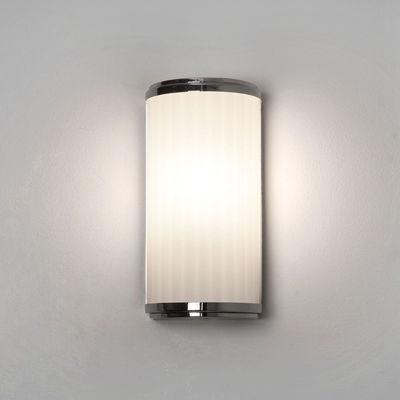 Applique Monza LED / Verre - Astro Lighting blanc,chromé en métal