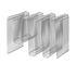 Portariviste Curva - / L 40 x H 30 cm di AYTM