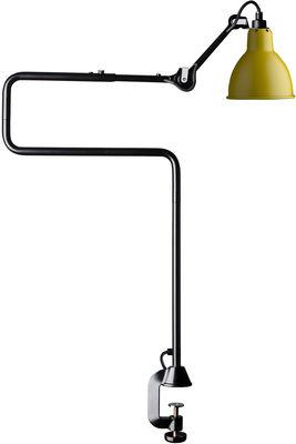 N°211-311 Tischleuchte / Architektenlampe - Klemmleuchte (zum Klemmen oder Schrauben) - DCW éditions - Gelb,Schwarz