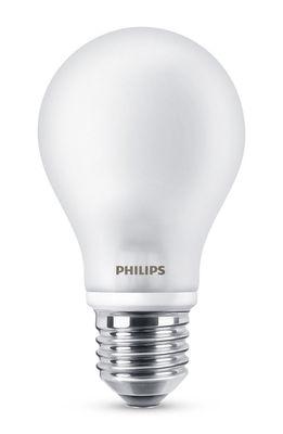 Ampoule LED E27 Standard Dépolie Inca / 6,7W (60W) - 806 lumen - Philips blanc dépoli en verre