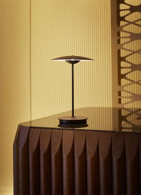 Lampe NaturelMade Sans Design Fil Marset Ginger Noirbois In ARc34LqS5j