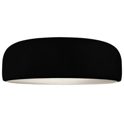 Plafonnier Smithfield / LED - Flos noir en métal