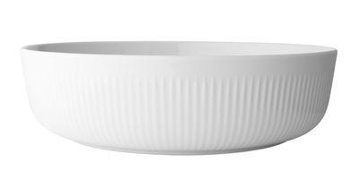 Arts de la table - Saladiers, coupes et bols - Saladier Legio Nova / 3,3L - Eva Trio - Blanc - Porcelaine